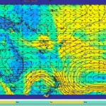 SW-Pacific weather