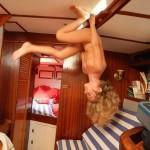 Some more acrobatics