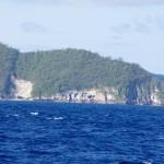 The north coast of Neiafu, Tonga.