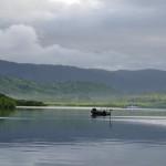 Frueh morgens in Savusavu
