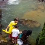 Flusskrebse fangen