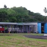 Der Flughafen in Savusavu