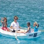 Dinghy - rowing