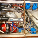Watermaker and water pressure system