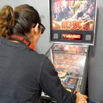 Yeah, that's really an AC/DC pinball machine !