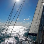 Really nice, really fast sailing
