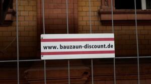 Bauzaun Discount !! Jetzt !!!